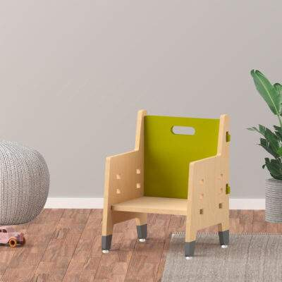 X&Y Seating Chair Green 2