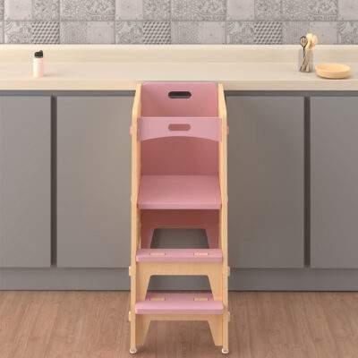X&Y Kitchen Tower Pink