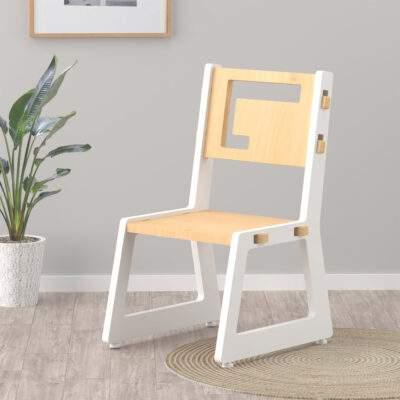X&Y Chair White