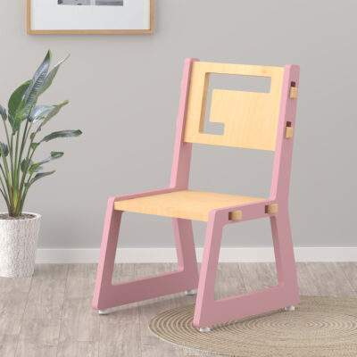 X&Y Seating Chair Pink