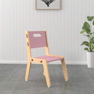 X&Y Seating Chair Pink 2
