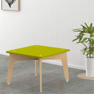 X&Y Weaning Table Green