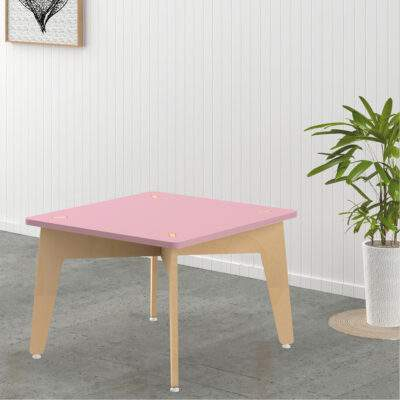 X&Y Table Pink